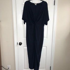 Love Squared Draped Dress Size 2X